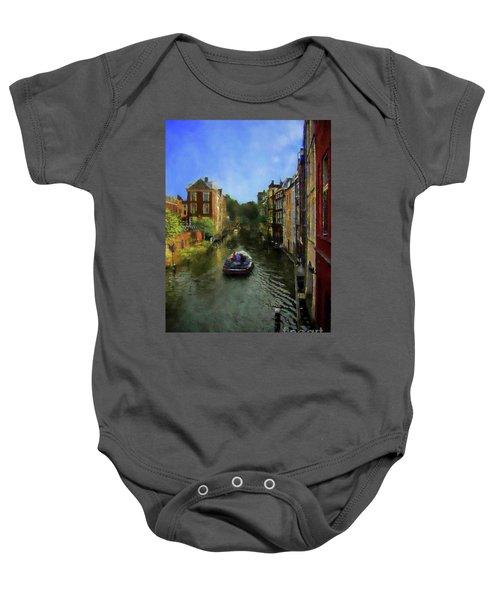 Utrecht, Holland Baby Onesie