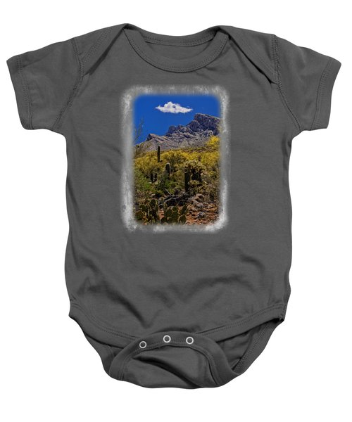 Valley View No.4 Baby Onesie