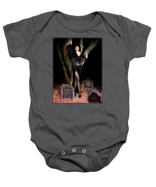 Vampirilla Baby Onesie