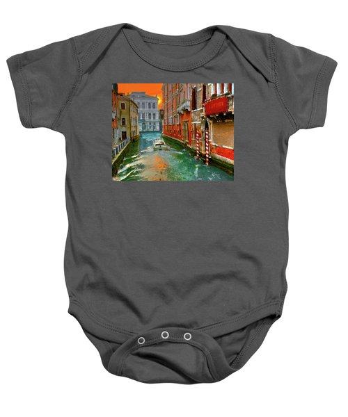 Venezia. Ca'gottardi Baby Onesie
