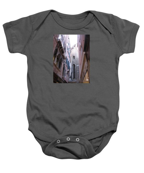 Vertigo In Venice Baby Onesie