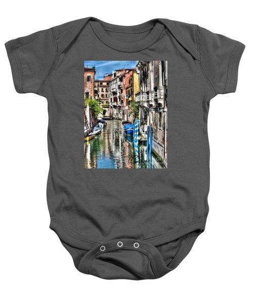 Viale Di Venezia Baby Onesie