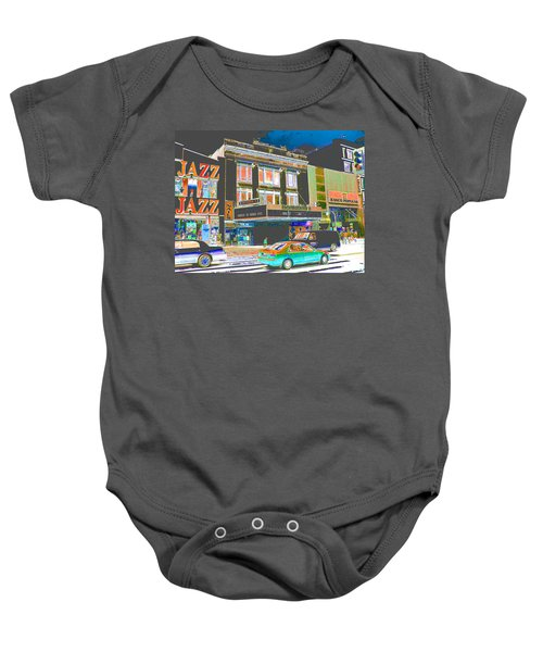 Victoria Theater 125th St Nyc Baby Onesie