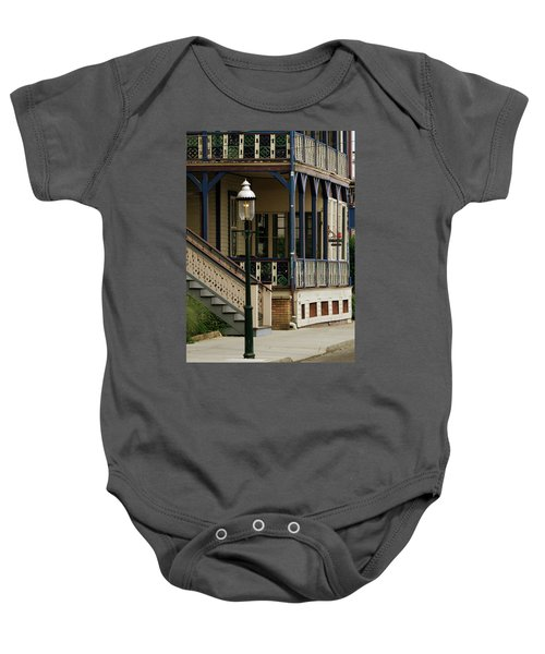 Victorian Cape May Baby Onesie