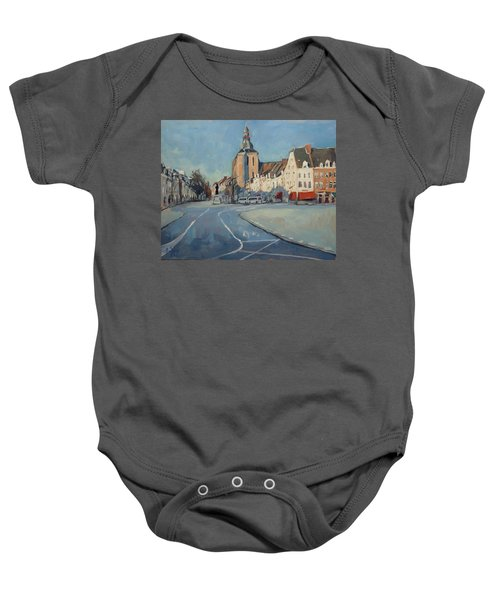 View To Boschstraat Maastricht Baby Onesie