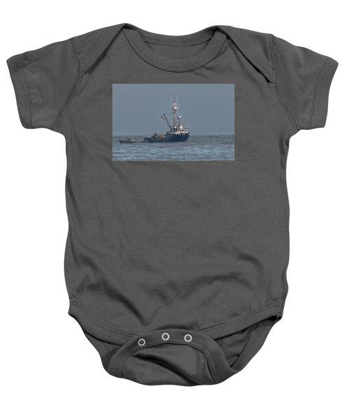 Viking Fisher 1 Baby Onesie