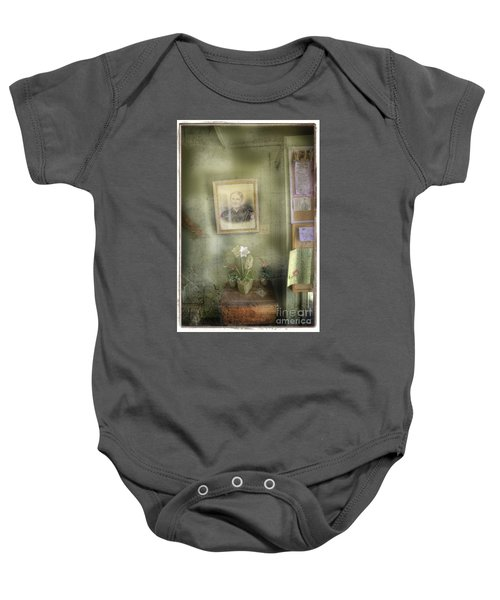 Vinalhaven Mother Baby Onesie