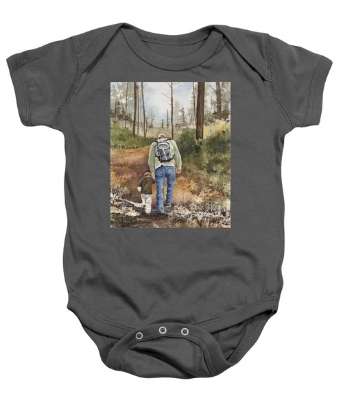 Vince And Sam Baby Onesie