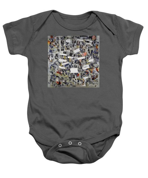 Vintage Century - For Marlon B. Baby Onesie