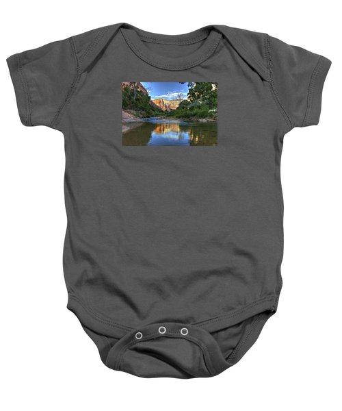 Virgin River Baby Onesie