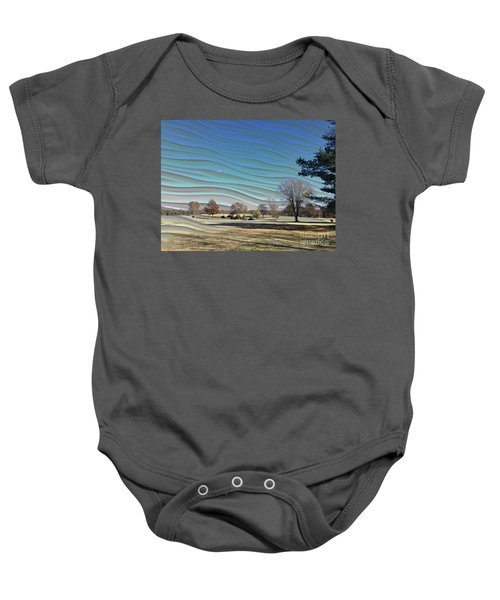 Visible Chill Baby Onesie