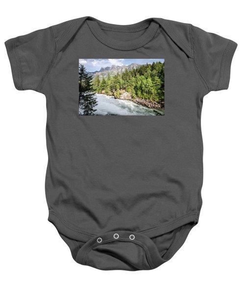 Visit Montana Baby Onesie