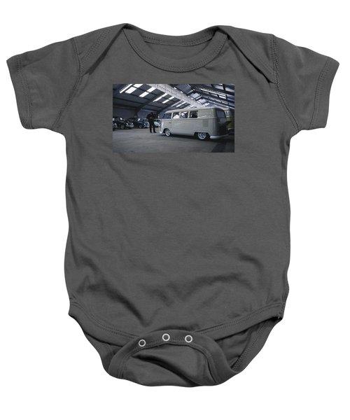 Volkswagen Microbus Baby Onesie