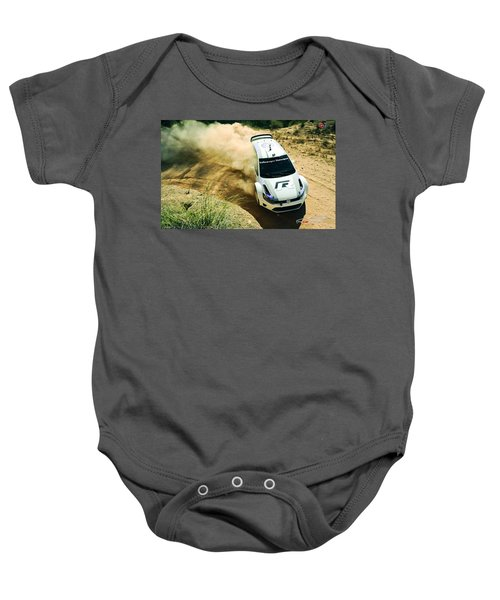 Volkswagen Polo Rally Baby Onesie