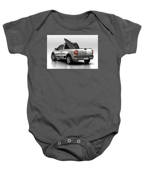 Volkswagen Saveiro Baby Onesie