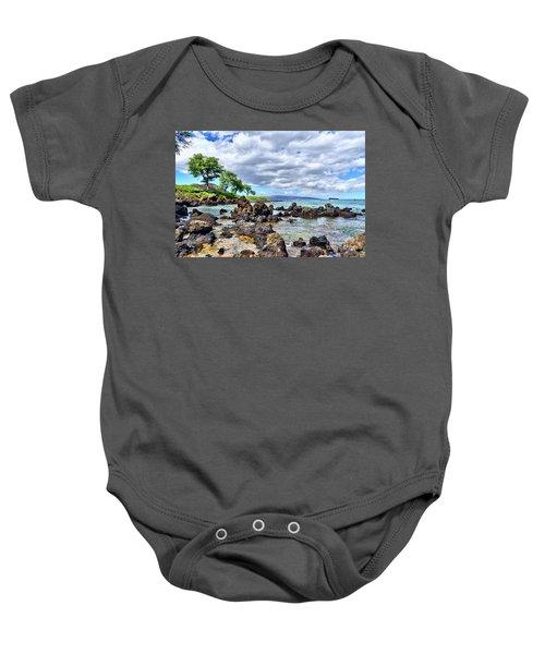 Wailea Beach #2 Baby Onesie