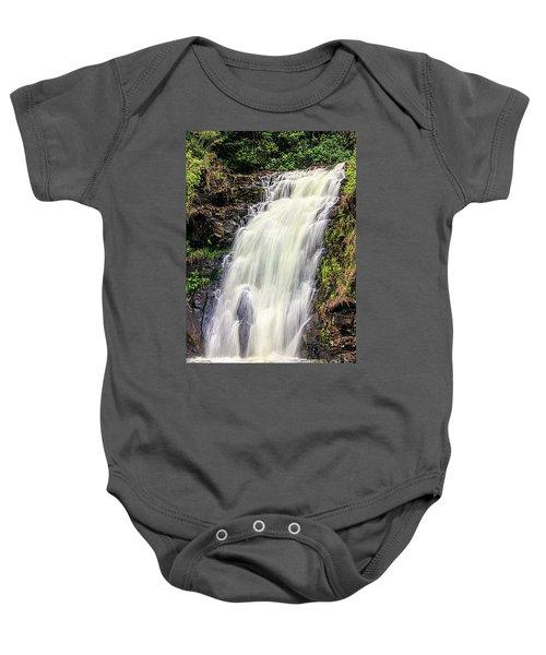 Waimea Falls Baby Onesie