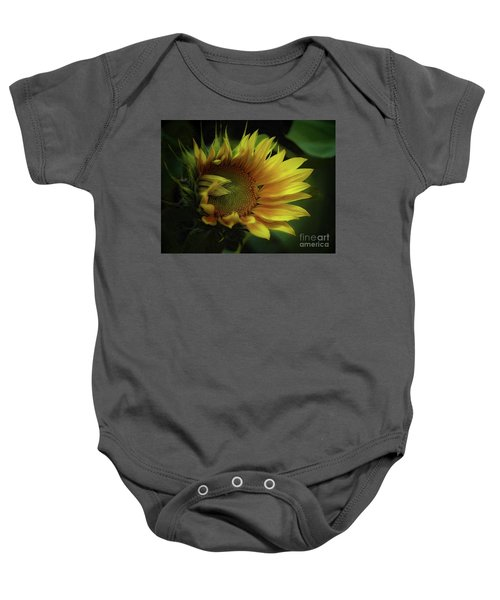 Waiting For A Hummingbird Baby Onesie