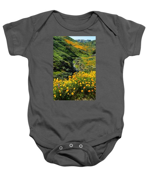 Walker Canyon Vista Baby Onesie