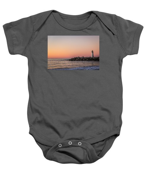 Walton At Sunset Baby Onesie