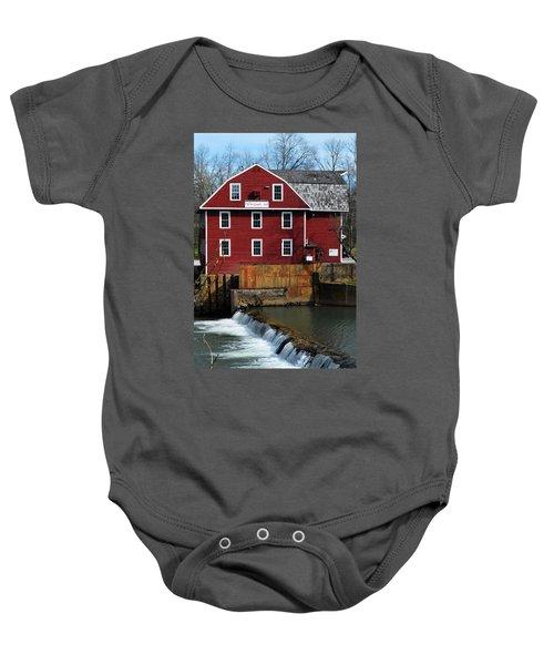 War Eagle Mill Baby Onesie