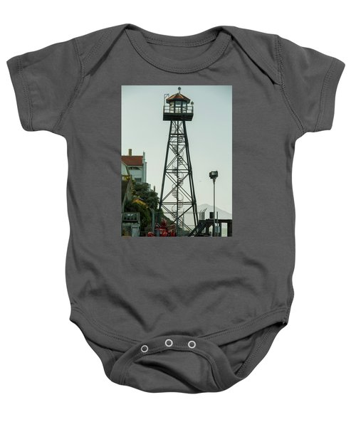 Water Tower Baby Onesie