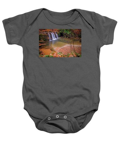 Waterfall-1 Baby Onesie