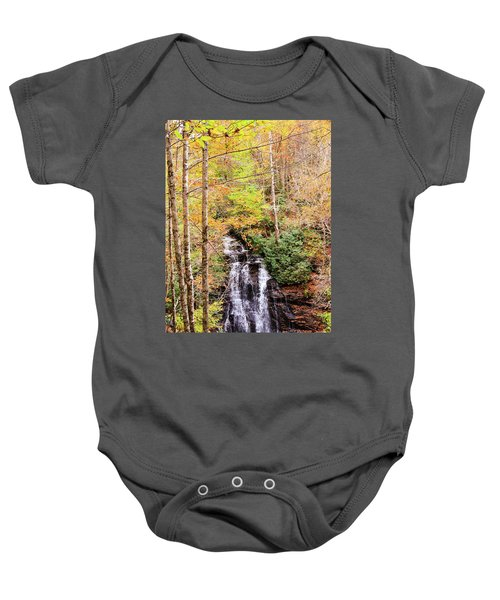 Waterfall Waters Baby Onesie