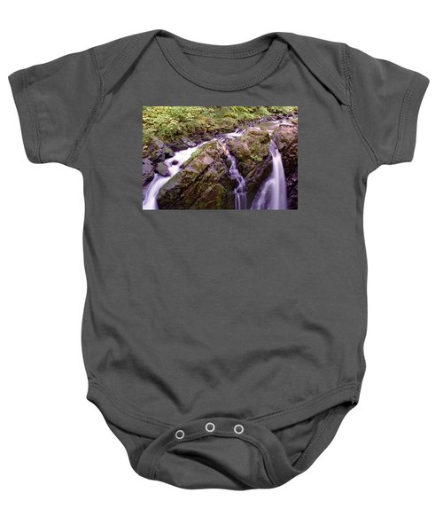 Waterstreaming Baby Onesie