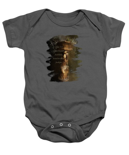 Weight Of The World - Verse Baby Onesie