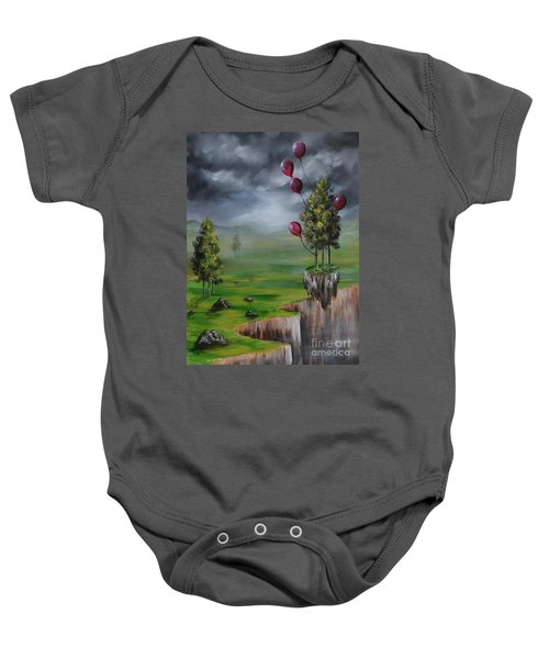 Weightless Baby Onesie