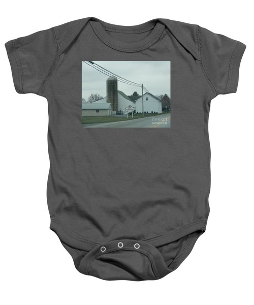 Welcome To Intercourse, Pa Baby Onesie