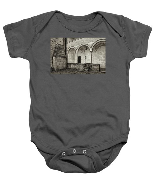 Well And Arcade Baby Onesie