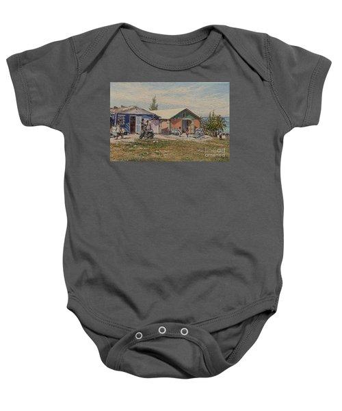 West End - Russell Island Baby Onesie
