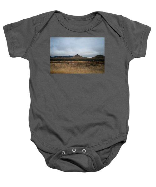 West Texas #2 Baby Onesie