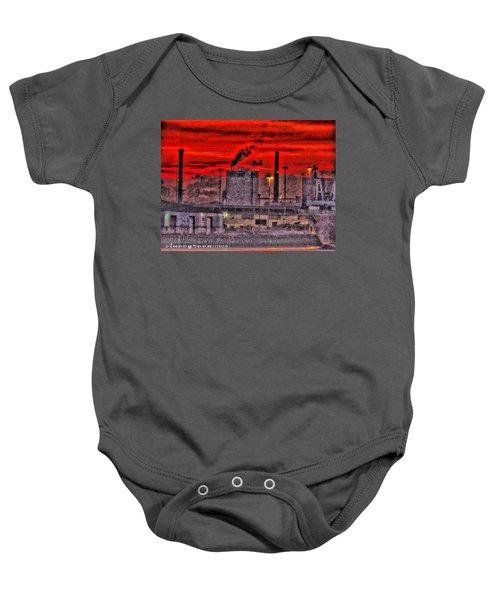 Port Of Savannah Baby Onesie