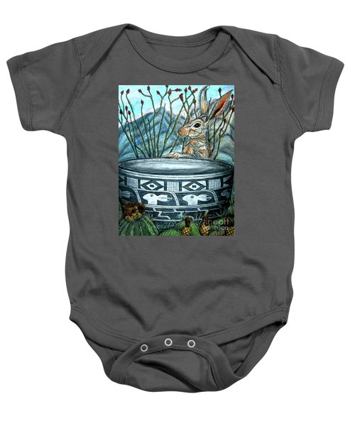What Have We Here? Baby Onesie