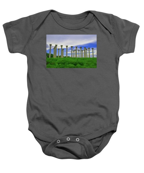 What Temple Is This? Baby Onesie