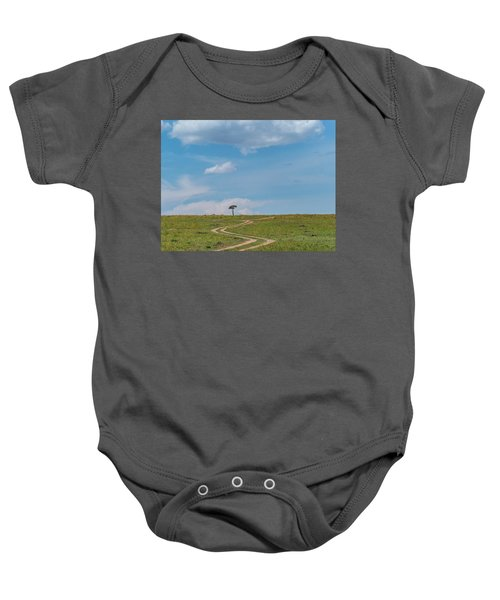 Where Does It Lead To Baby Onesie