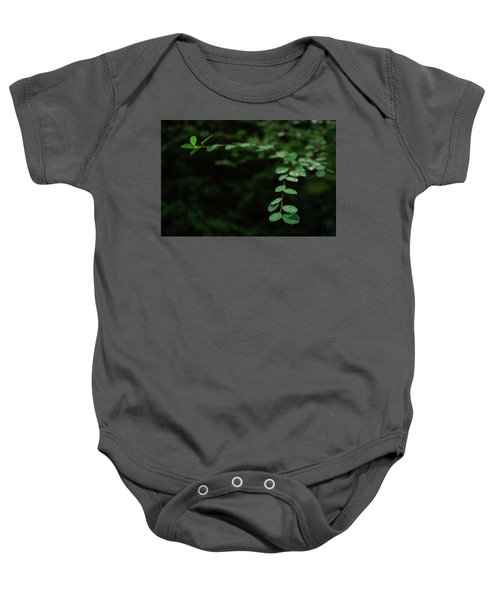 Outreaching Baby Onesie