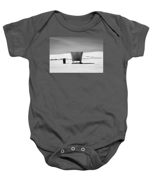 White Sands National Monument #10 Baby Onesie