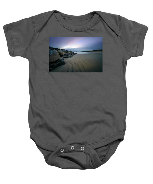 Wide Open Baby Onesie