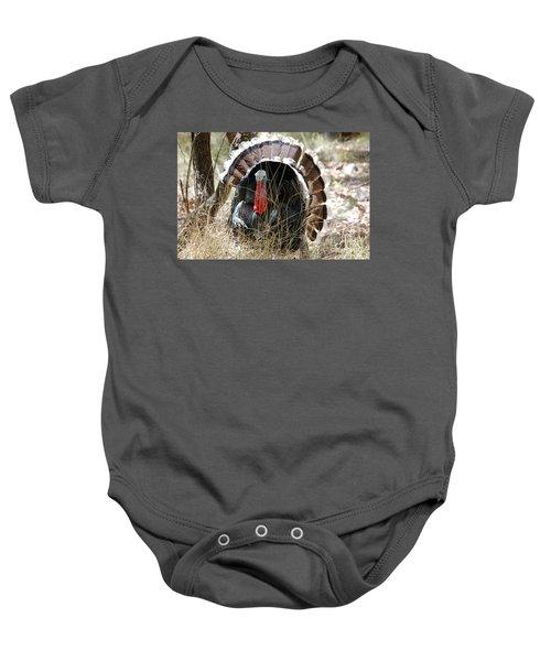 Wild Turkey Baby Onesie