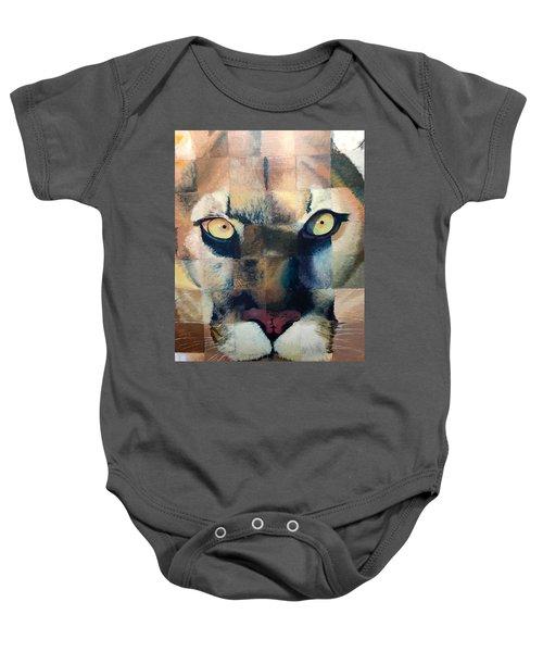 Wildcat Baby Onesie