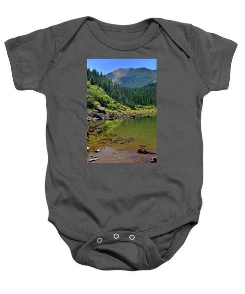 Williams Lake Baby Onesie
