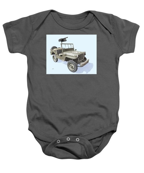 Willy Baby Onesie