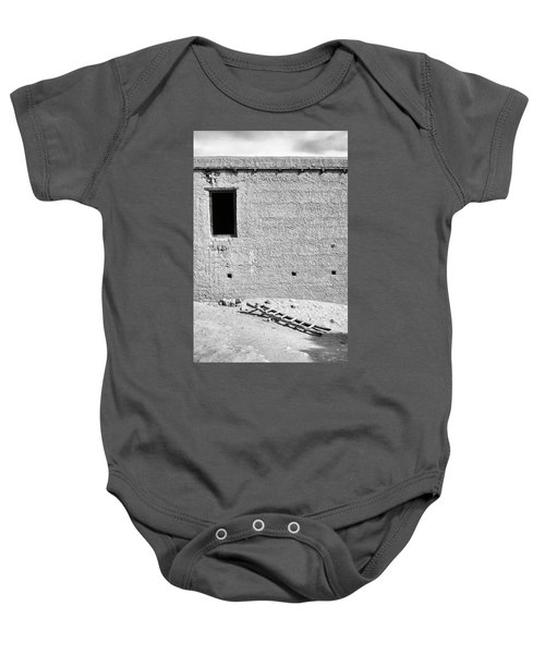 Window And Ladder, Shey, 2005 Baby Onesie