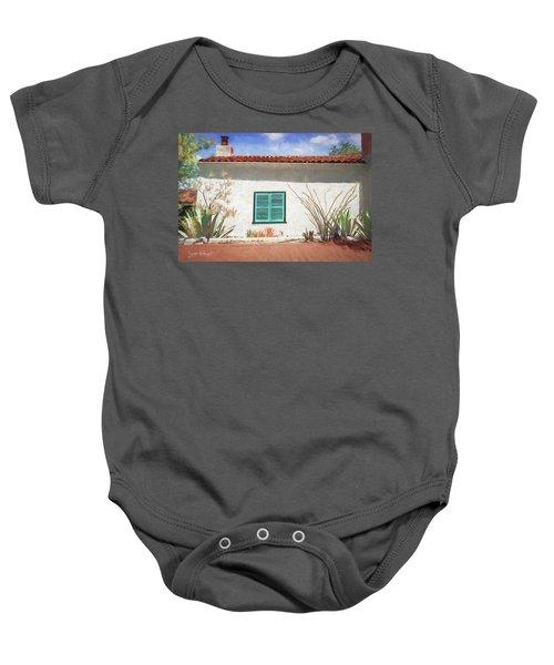 Window In Oracle Baby Onesie