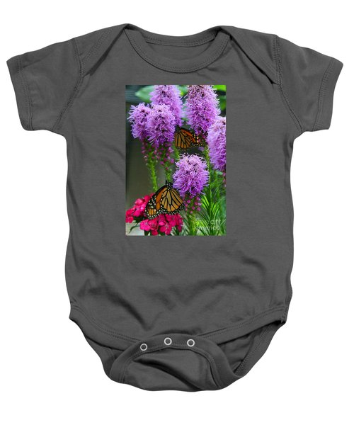 Winged Beauties Baby Onesie