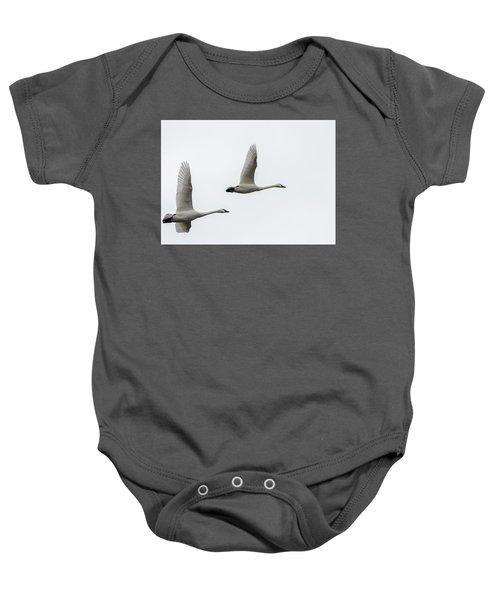 Winging Home Baby Onesie